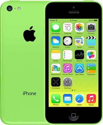 Купить iPhone 5C 32Gb Green в СПб