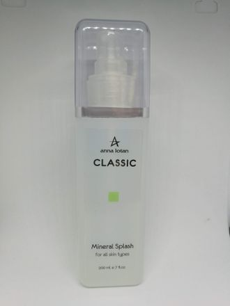 Classik mineral splash 200 ml