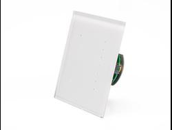 Q600W Vario (Белый) Многофункциональный сенсорный светорегулятор  для управления температурой света и яркостью светодиодных систем освещения (копия)