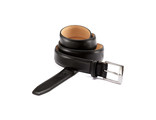 Ремень CHARLES TYRWHITT Black leather formal belt