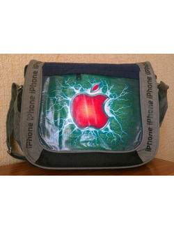 "Модная сумка ""iPhone Apple"""
