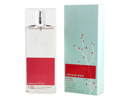 Armand Basi In Red Eau Fraiche Eau De Toilette 100ml