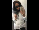 Женская весенняя куртка белая 002-018