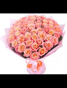 Букет 59 роз Классик
