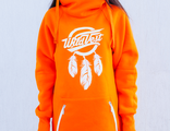 Худи WildVest Dreamcatcher Orange