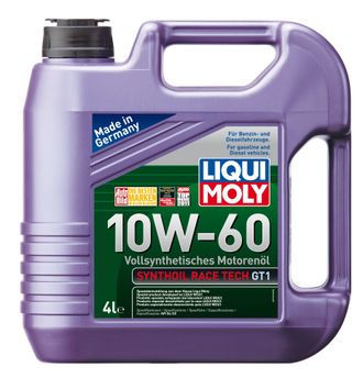7535 Liqui Moly  Synthoil Race Tech GT1 10W-60 (4л.)