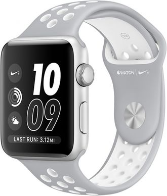 Apple Watch Series 3, 38mm Nike + Silver