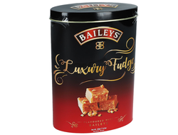 Baileys Luxury Fudge Tin