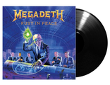 MEGADETH Rust in peace LP