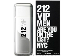 "Carolina Herrera ""212 VIP Men"", 100 ml"