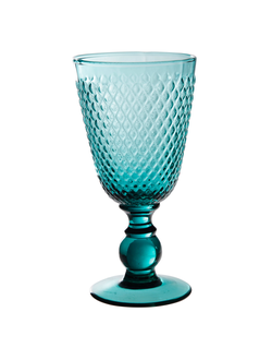 Бокал DUCHESSE Verre ? pied Stemmed glass Turquoise / Turquoise