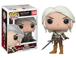 Фигурка Funko POP! Vinyl: Games: The Witcher: Ciri