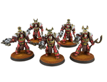 THOUSAND SONS LEGION SEHKMET TERMINATOR CABAL