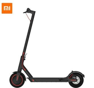 Электросамокат Xiaomi M365 Pro Mijia Electric Scooter Черный