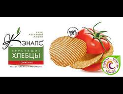 КЭНАПС Хрустящие хлебцы томатные 70г