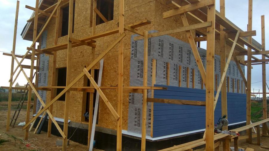 Мюнхгаузен строительство каркасных домов своими руками фотоотчет снижают потоотделение устраняют