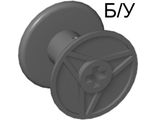 ! Б/У - Technic Reel 3 x 2, Dark Bluish Gray (32012 / 32012199 / 4239891) - Б/У