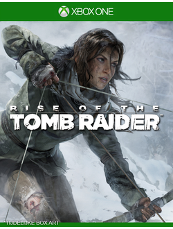Rise of the Tomb Raider - Deluxe Edition [RU] (Xbox One)