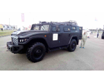 "Special Armored Vehicle (SAV) TIGER VPK 233136 ""RAID"" Police Edition in CEN B6 (GOST class 5) and STANAG 4569 level I-II, 2019-2020 YP"