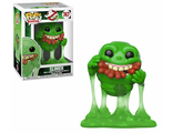 Фигурка Funko POP! Vinyl: Ghostbusters: Slimer w/Hot Dogs (Translucent) (Exc)