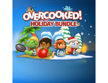 Overcooked Holiday Bundle (цифр версия PS4 напрокат) 1-4 игрока