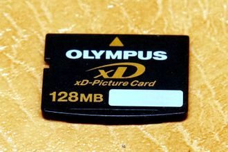 Olympus xD-Picture Card 128MB