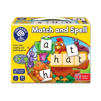 Match and Spell (уровень 1)