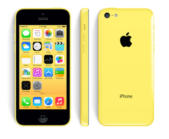 Купить iPhone 5C 8Gb Yellow