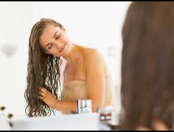Домашний уход для волос