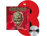 KREATOR Violent revolution 2LP RED + CD