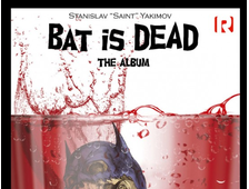 Bat is Dead, купить артбук Bat is Dead в Москве