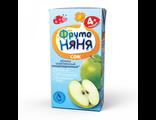 Сок ФрутоНяня яблочный осветленный 0.2 л