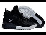 Кроссовки Adidas Tubular черные