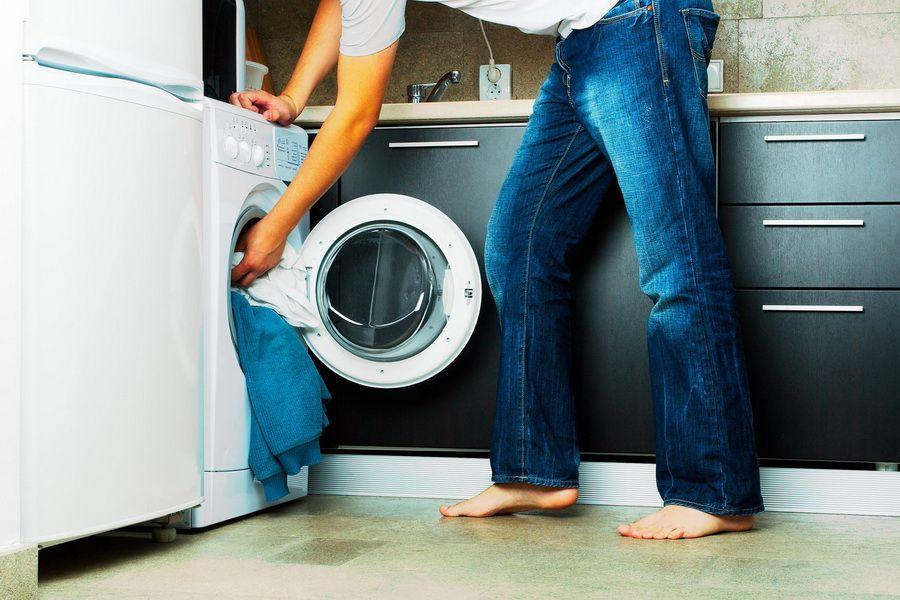 Как избавится от запаха в стиральной машине автомат в домашних условиях