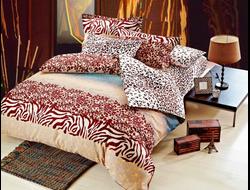 Артикул С 106. Комплект постельного белья из сатина, 100% хлопок, пл. ткани 120 гр/м2