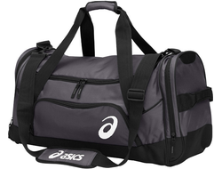 Сумка спортивная Asics Edge II Medium Duffle Bag Grey серая ZR3435 фото