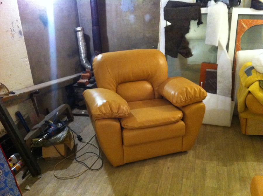 Замена поролона в мягкой мебели своими руками
