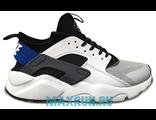 Кроссовки Nike Huarache синие