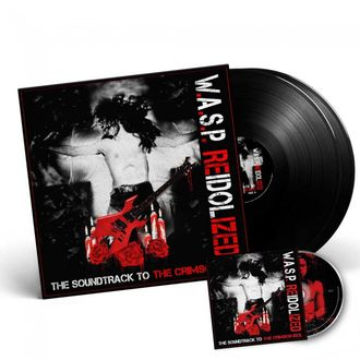 W.A.S.P. - Re-Idolized (The Soundtrack To The Crimson Idol) 2-LP + DVD