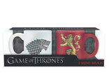 Кружка ABYstyle: Game of Thrones: Stark & Lannister (набор 2 шт.)