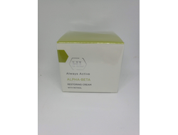 ALPHA-BETA & RETINOL Restoring Cream