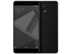 Xiaomi Redmi Note 4X 3/32Gb Black (Global)