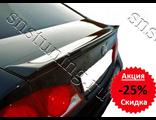 Cпойлер для Honda Civic 8 4D, лезвие, сабля, купить, заказать, с доставкой в наличии