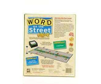 Word on the street (junior)