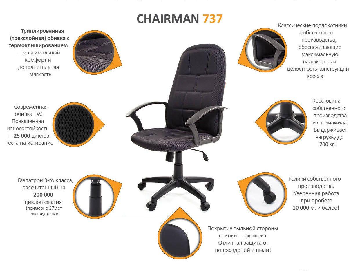 Chairman 737