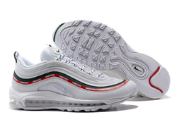 Nike Air Max 97 x Undefeated White Белые Мужские (40-45)
