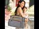 Универсальная сумка для мамы Skip-Hop Grand Central полоска