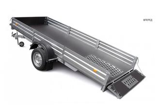 МЗСА 817715.001-05 Прицеп для перевозки снегоходов и квадроциклов (3.44х1.37)