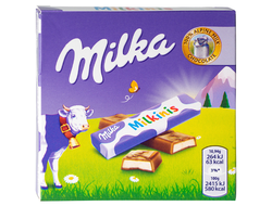 Milka Milkinis Chocolate 43,75g