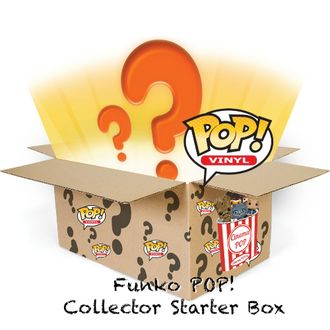 Funko POP! Collector Starter Box